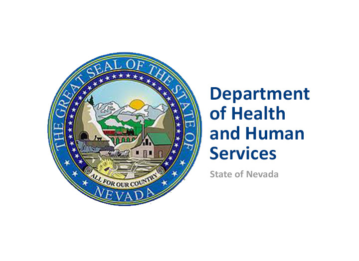 Department of Health and Human Services. Helping people. It's who we are and what we do.